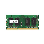 SODIMM DDR3 1GB PC3-10600 CL9 204 PIN CRUCIAL